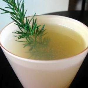 Lemon Rosemary Margarita