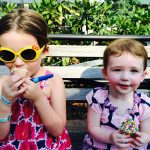 sunglasses and cupcakes